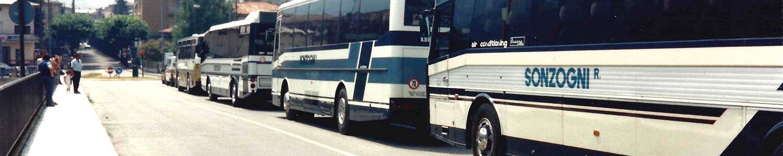 Noleggio Bus Bergamo e provincia