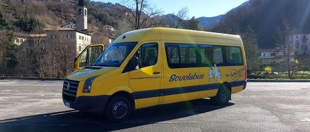 12-Scuolabus Volkswagen Crafter