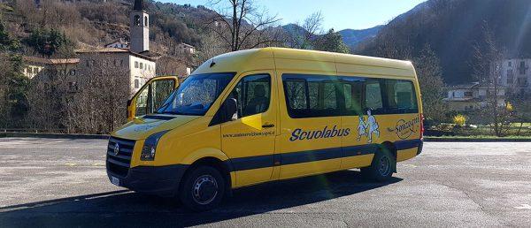 11-Scuolabus Volkswagen Crafter
