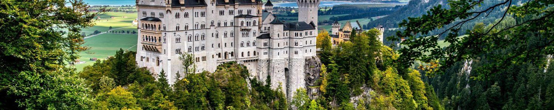 Tour in pullman tra Monaco e i castelli della Baviera