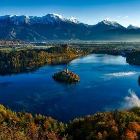 Tour della Slovenia in pullman