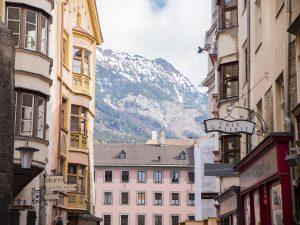 Gita in pullman a Innsbruck