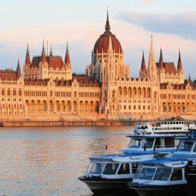Viaggio in pullman a Budapest